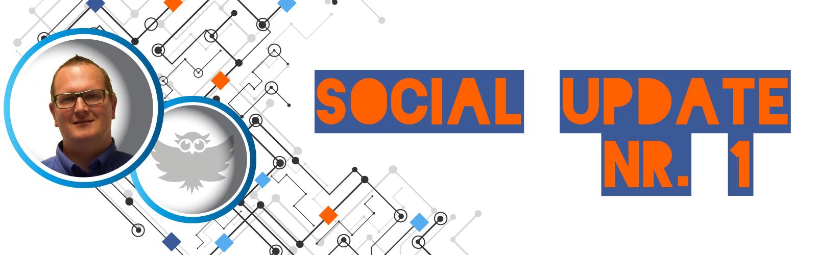 Social Update NR. 1